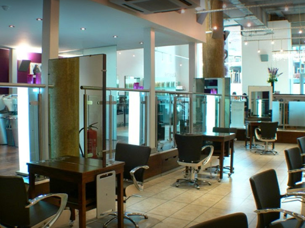 Beauty Centre Restaurant Sound System and Lighting install Nottingham