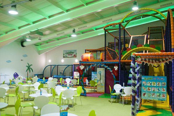 Soft Play Centre Sound and Light Installation Nottingham
