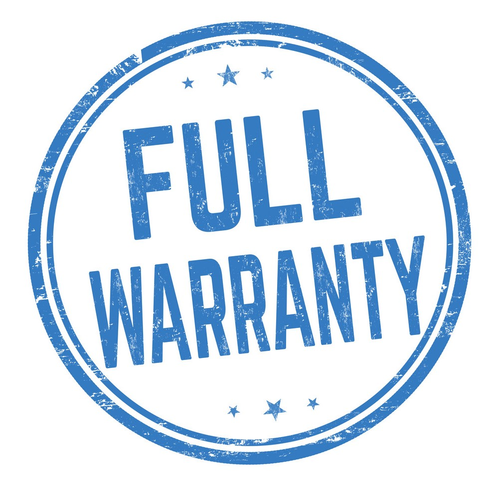 Full Warranty on all Audio Installations