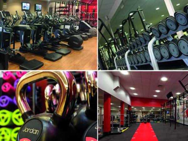 Gym Facility Audio Visual Installation Hucknall Nottingham