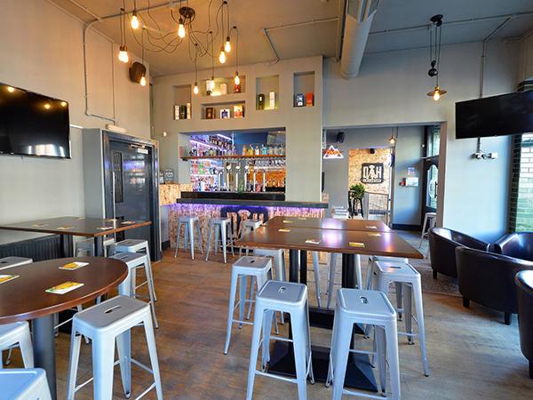 Bar Installation Leicester