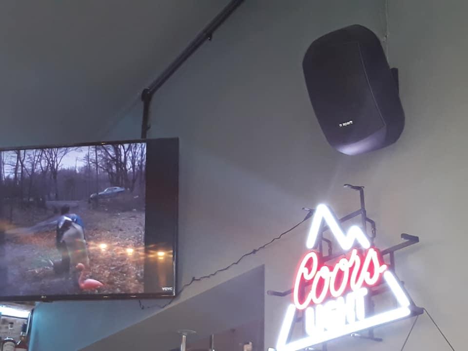 Install speaker bar in Leicester