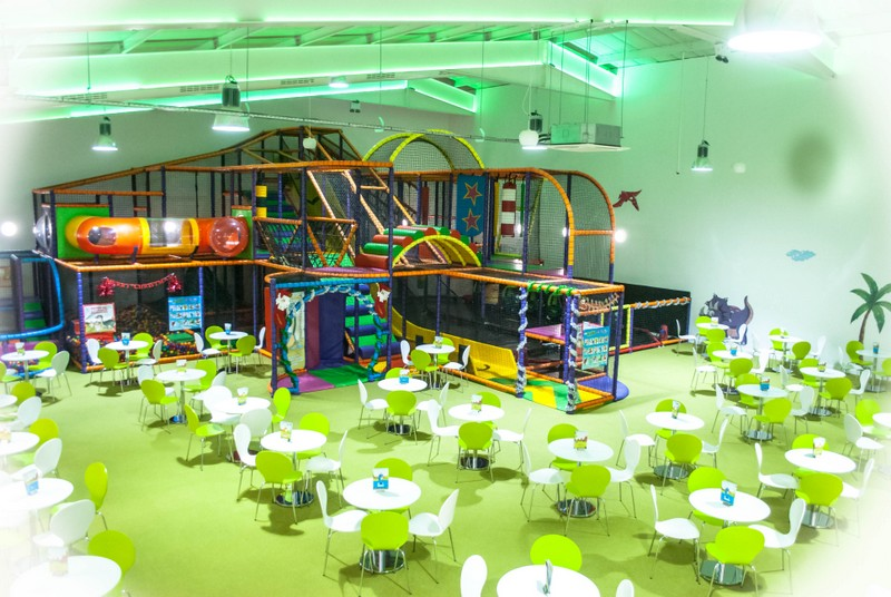 Audio Visual Installation Plans for Play Area Nottingham
