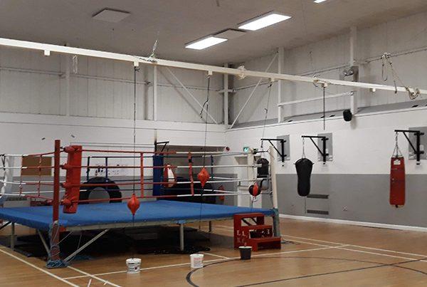 Sports Complex PA Sound System Installation