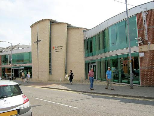Church Audio Visual Installation Nottingham