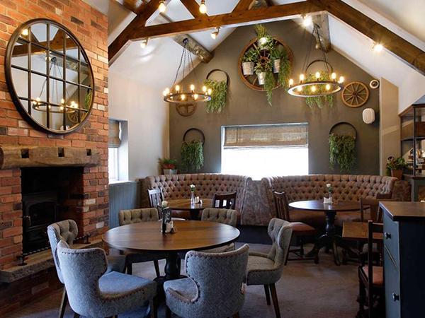 Audio Visual Installation for Pub Restaurant Leicester Coalville