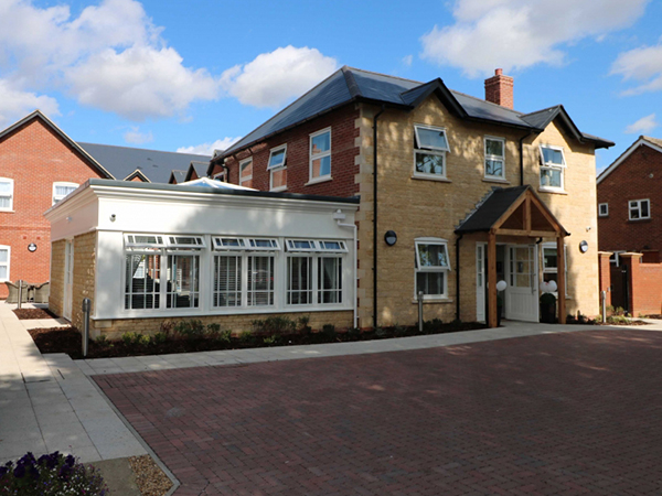 Full Speaker system and TV screen audio visual installation for care homes