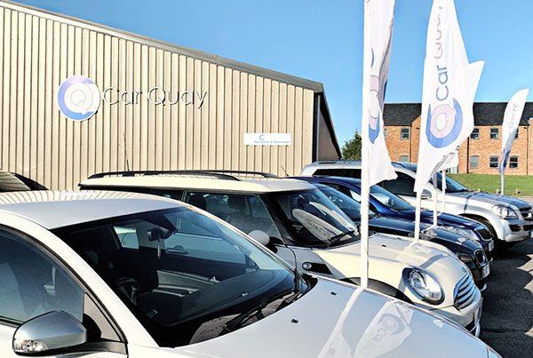 Car Dealership Audio VIsual installation Derby