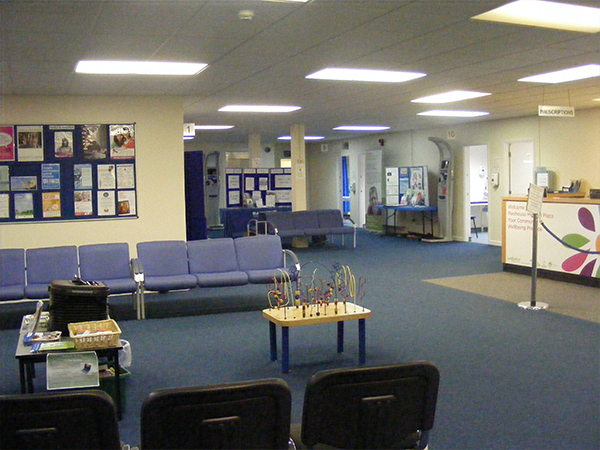 Sound System AV Installation in a Doctors and Dentist Surgery