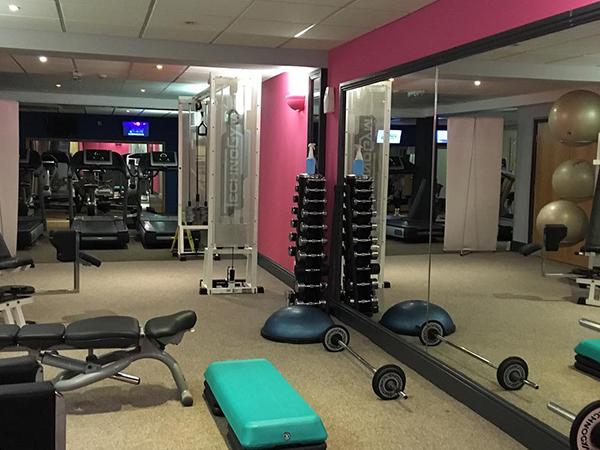 Gym Sound System Install Rotherham