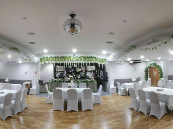 Social Club Nottingham Wedding Event Venue AV installation