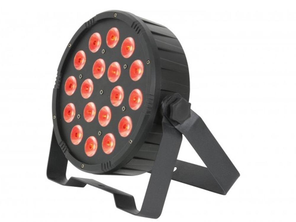 QTX PAR100 High Power 3-in-1 LED Plastic PAR Can PAR56 DMX Effect Lighting