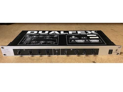 Used Behringer EX2100 Dualfex Stereo Multiband Sound Enhancer